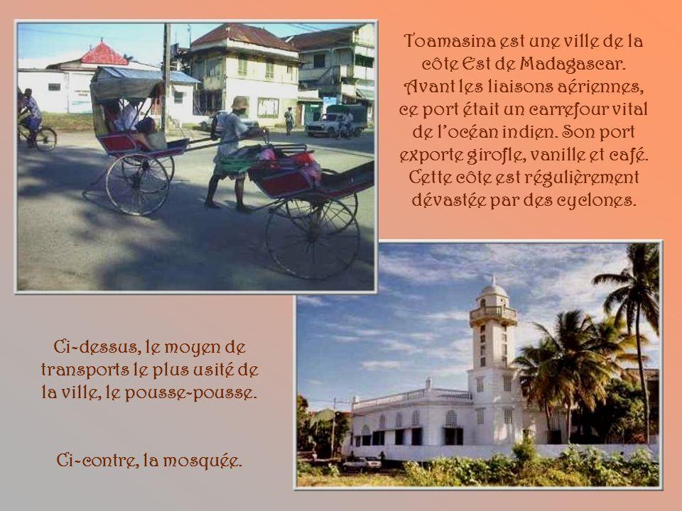 Toamasina-Tamatave
