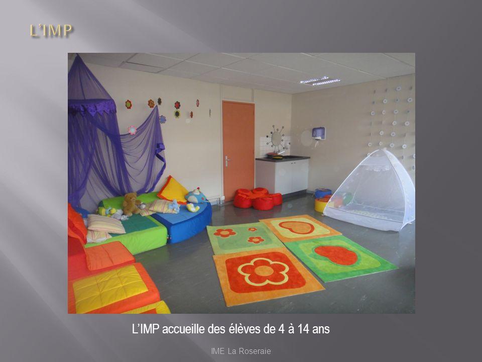 LIMP accueille des élèves de 4 à 14 ans