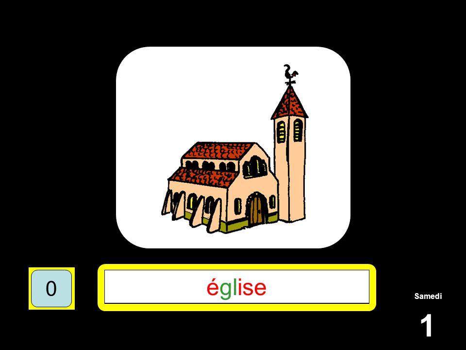 Samedi 1 1510515 ****** 15105 *GL*** 151055 EGLISE 151050 église 151050