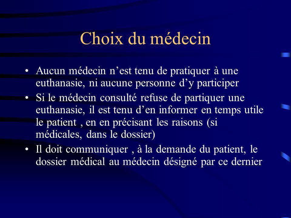 Document denregistrement (2) 1er contrôle sur base des données anonymes 2ème contrôle sur base de lidentification du patient, des médecins, des soignants..