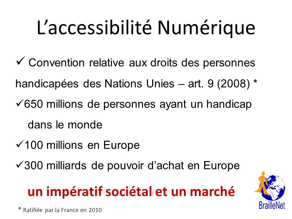 Les standards ouverts code braille (1825, Louis Braille) TCP/IP ( 1982, IETF) HTML (1991, Tim Berneers-Lee) XML (1998, W3C) XML DtBook (2002, Daisy) ePUB 3.0 (IDPF-Daisy, 2010)