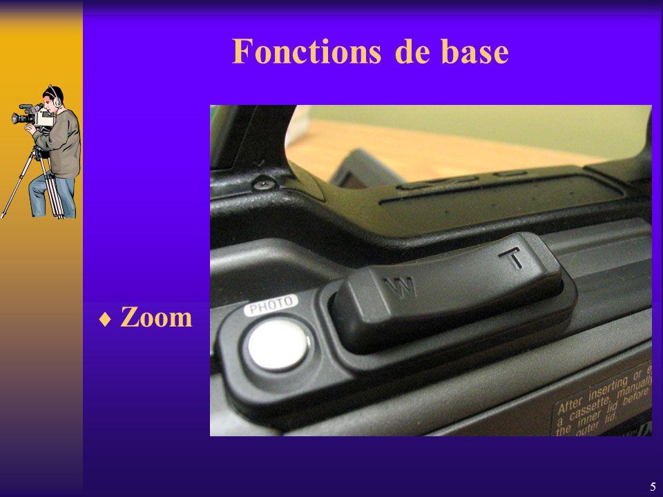 6 Fonctions de base Chargement