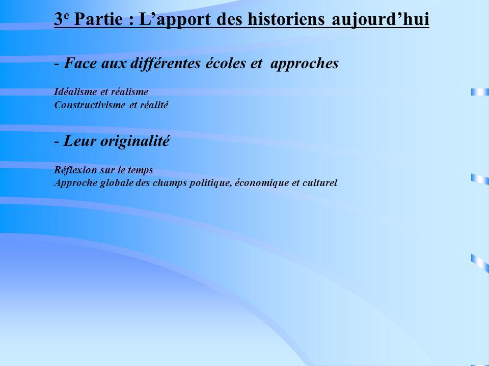 BIBLIOGRAHIE Pierre Renouvin et Jean-Baptiste Duroselle, Introduction à lhistoire des relations internationales, Paris, A.