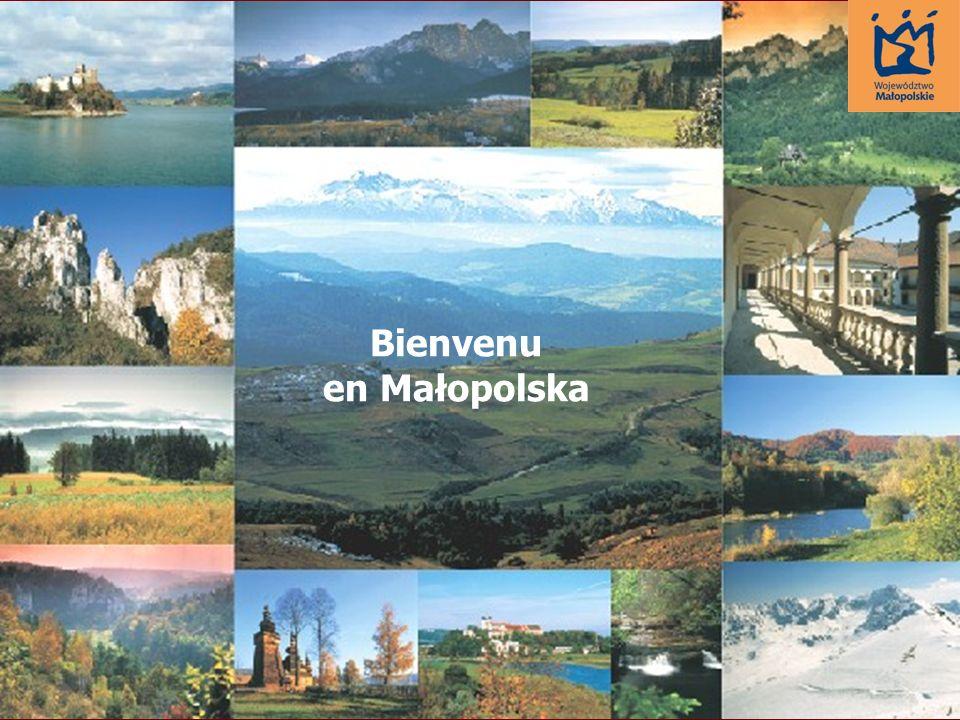 Tourist values in Małopolska Bienvenu en Małopolska