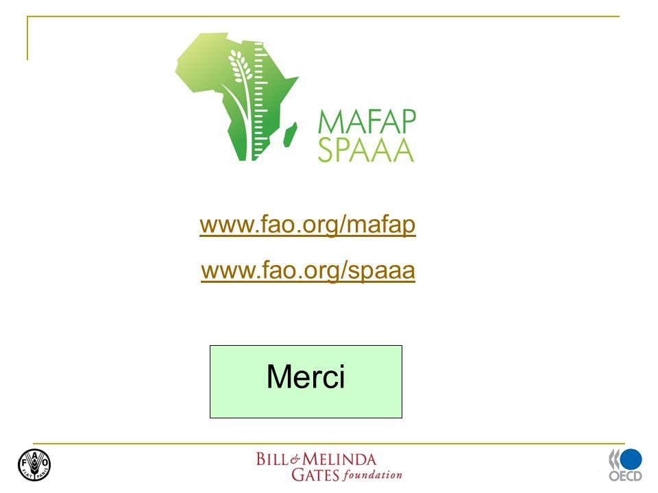Merci www.fao.org/mafap www.fao.org/spaaa