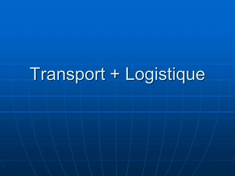 Impartition des services de logistique («3PL») Confier à une autre organisation une partie ou lensemble de ses activités de logistique Confier à une autre organisation une partie ou lensemble de ses activités de logistique Ces activités incluent: - transport - entreposage - traitement des commandes - gestion des stocks - système dinformation logistique Ces activités incluent: - transport - entreposage - traitement des commandes - gestion des stocks - système dinformation logistique