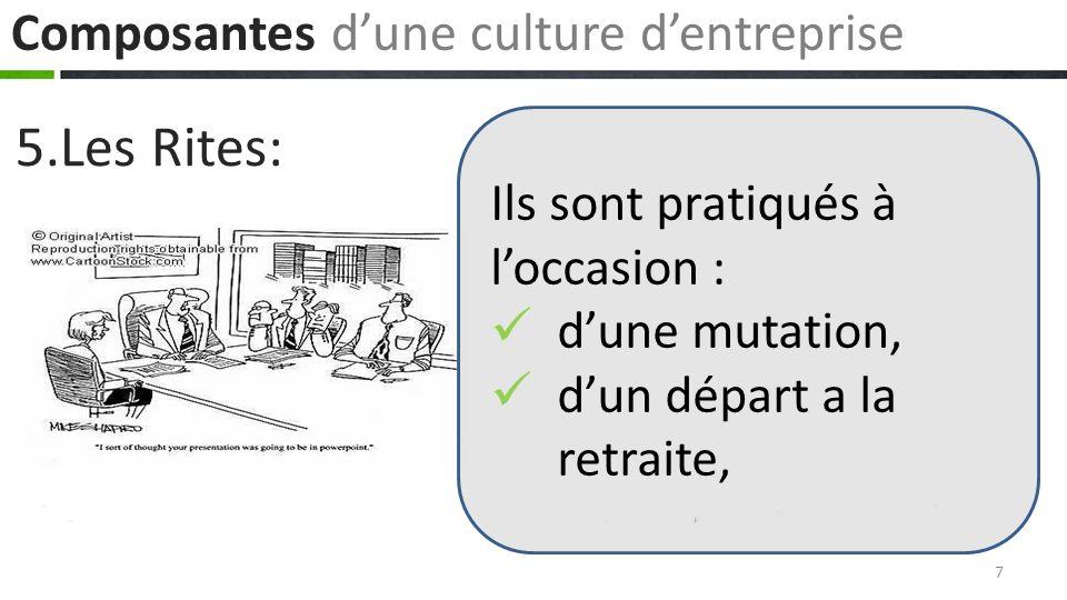 Comment se forme une culture dentreprise 8