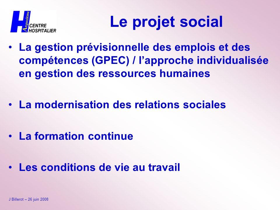 La gestion prévisionnelle des emplois et des compétences (GPEC) / lapproche individualisée en gestion des ressources humaines La modernisation des rel