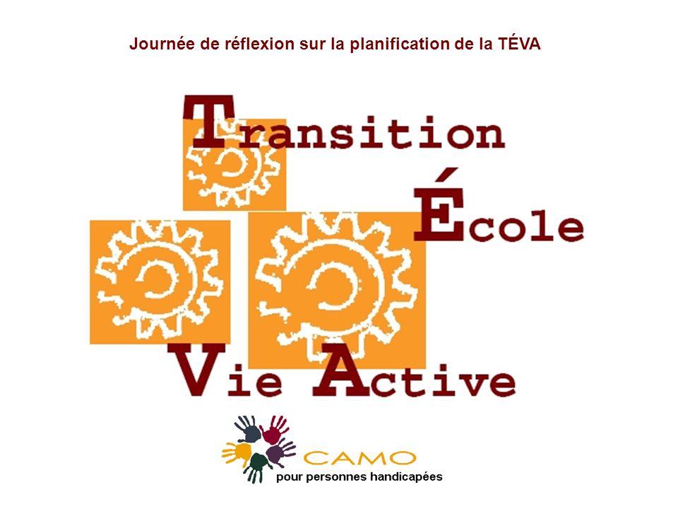Journée de réflexion sur la planification de la TÉVA