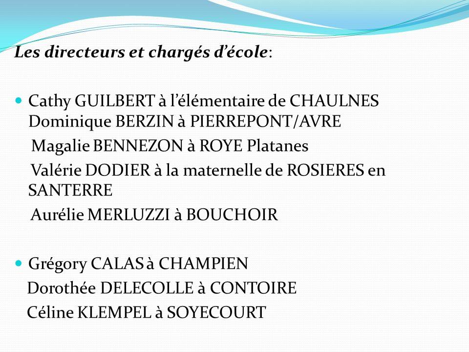 H….handicap 5 Classes dInclusion Scolaire sur le territoire de la circonscription.