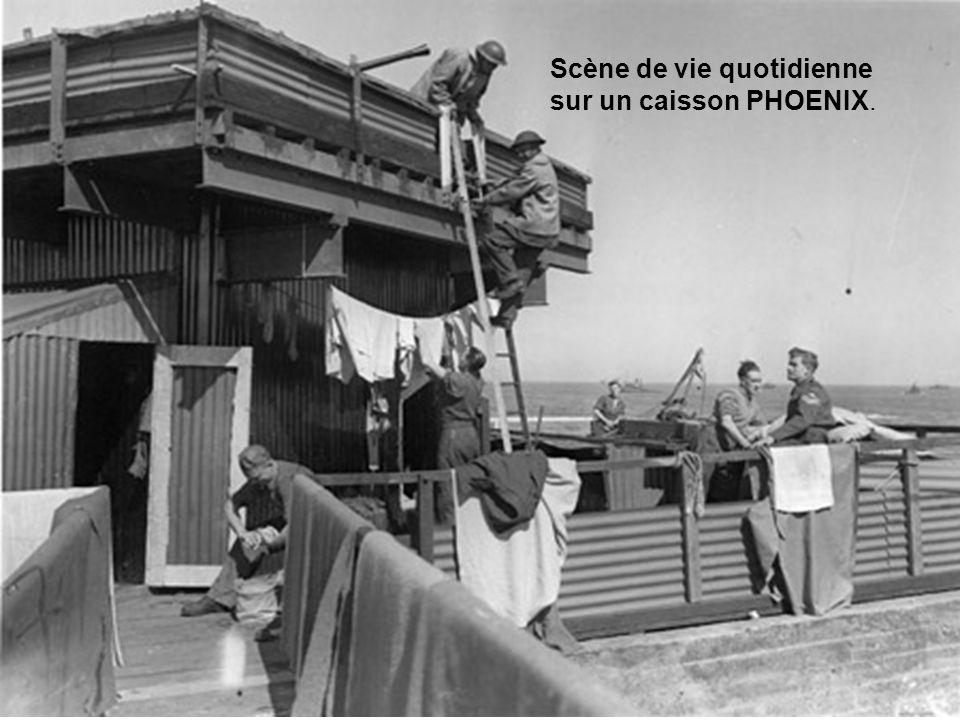 Tempête du 19 juillet 1944.