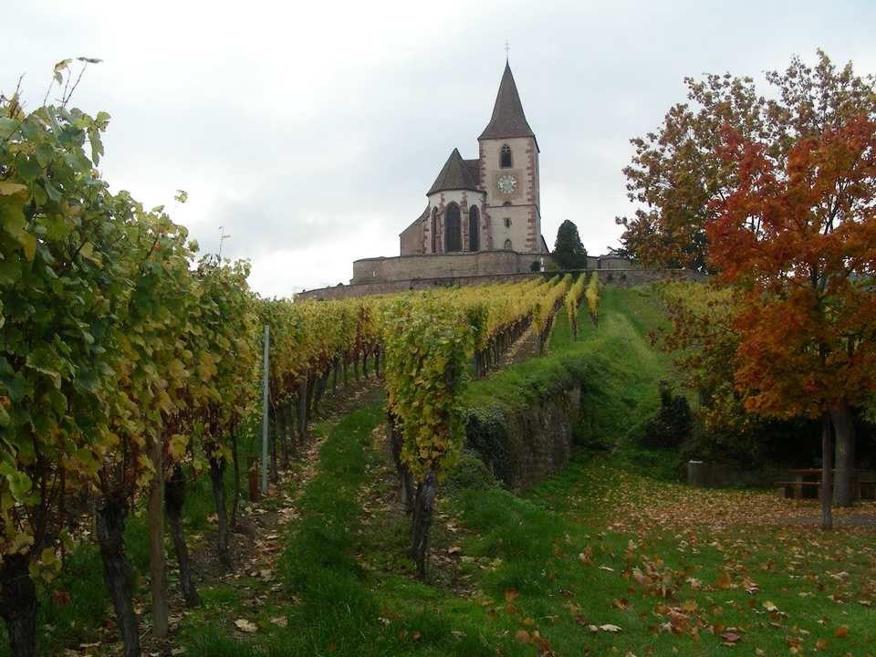 Hunawhir Classé dans les plus beaux villages de France Situé sur la route des vins dAlsace.
