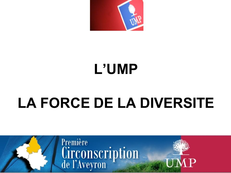 LUMP LA FORCE DE LA DIVERSITE