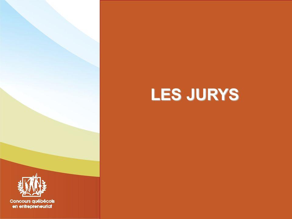LES JURYS