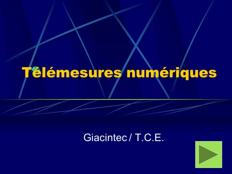 Télémesures numériques Giacintec / T.C.E.