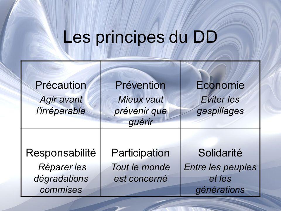 Les 3 piliers: Environnement Social Economie X