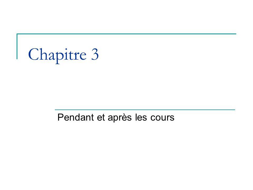 Les verbes réguliers en –er au présent A word that expresses an action or a state is a verb.
