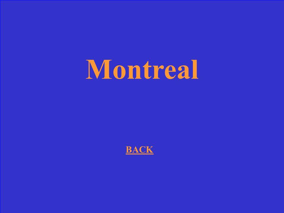 Quelle ville devient le capital des deux Canadas