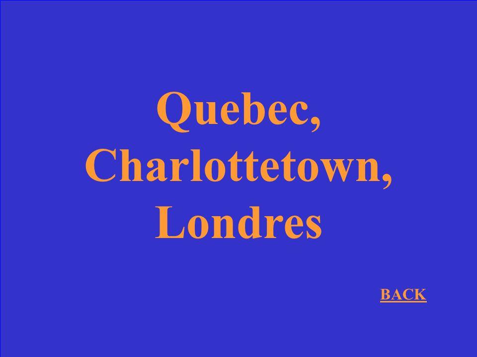 Dans quelles 3 villes a-t-on tenu des conferences discutant de lidee de la Confederation?