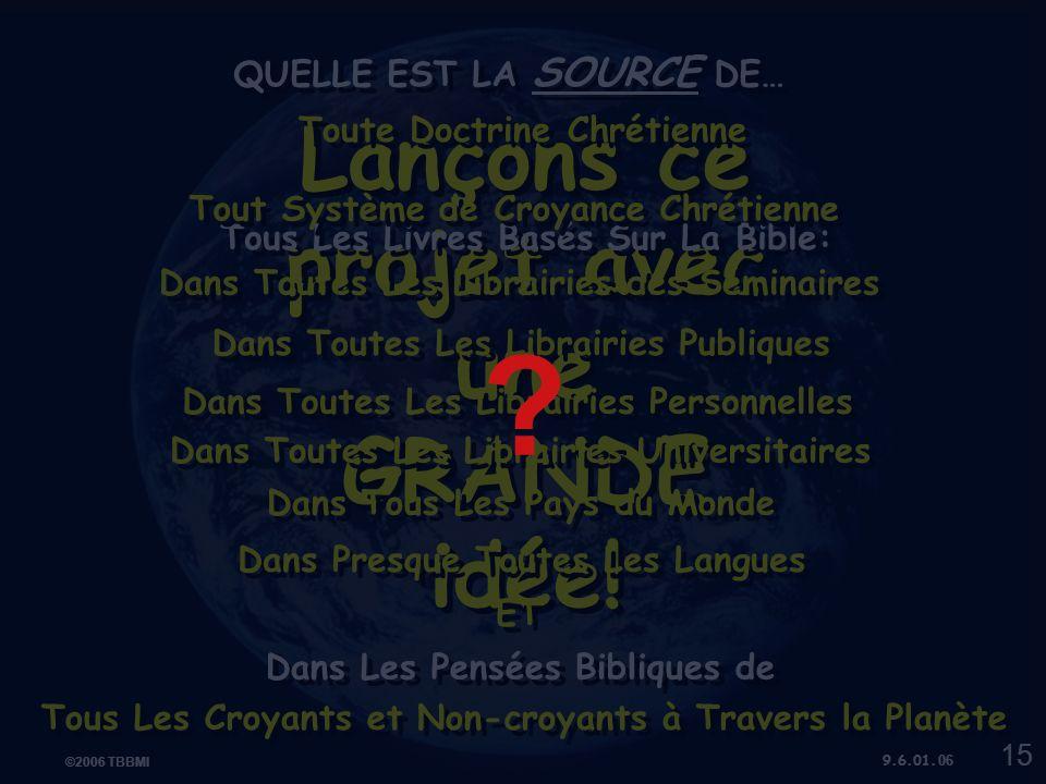 ©2006 TBBMI 9.6.01. A JOUER MON JOUET! A JOUER MON JOUET! 7 7 47 Manuel pg. 8-14
