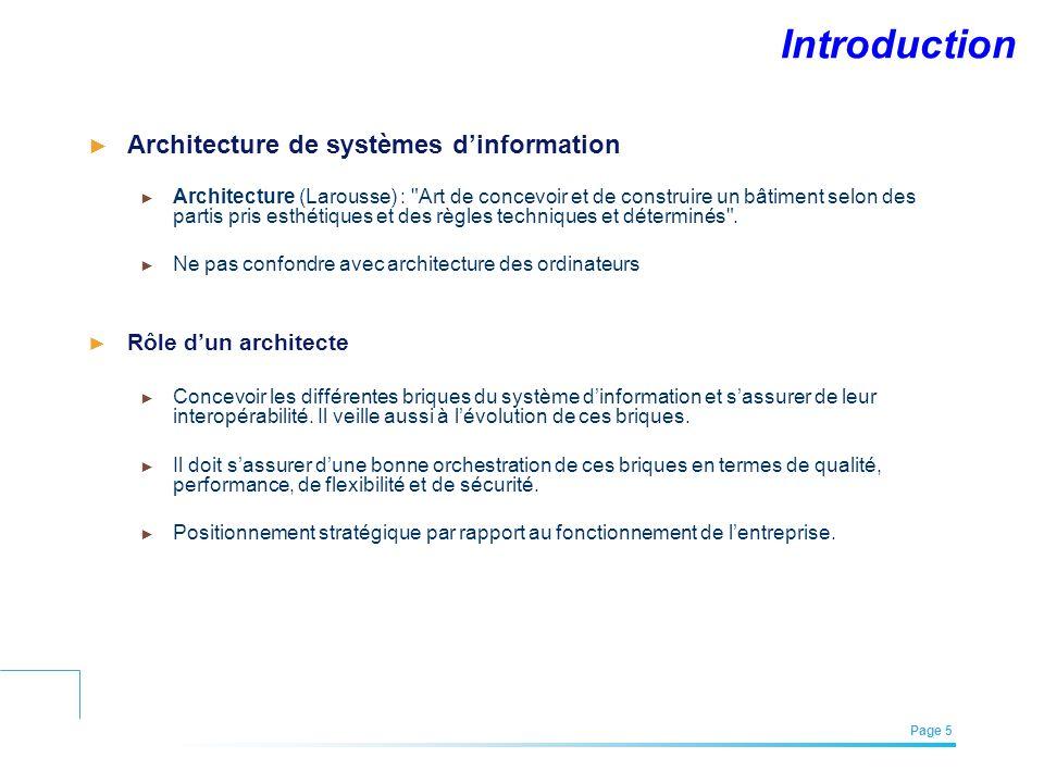 EFREI – M1A | Architecture des Systèmes d Information | Mai – Juillet 2011| Page 136 SOAP Header Example 5