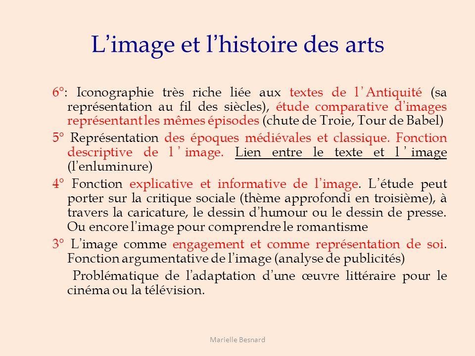 Histoire des arts et programmes de français de collège 6° Antiquité. Arts, mythes et religions, le fait religieux, découverte dœuvres antiques et mode