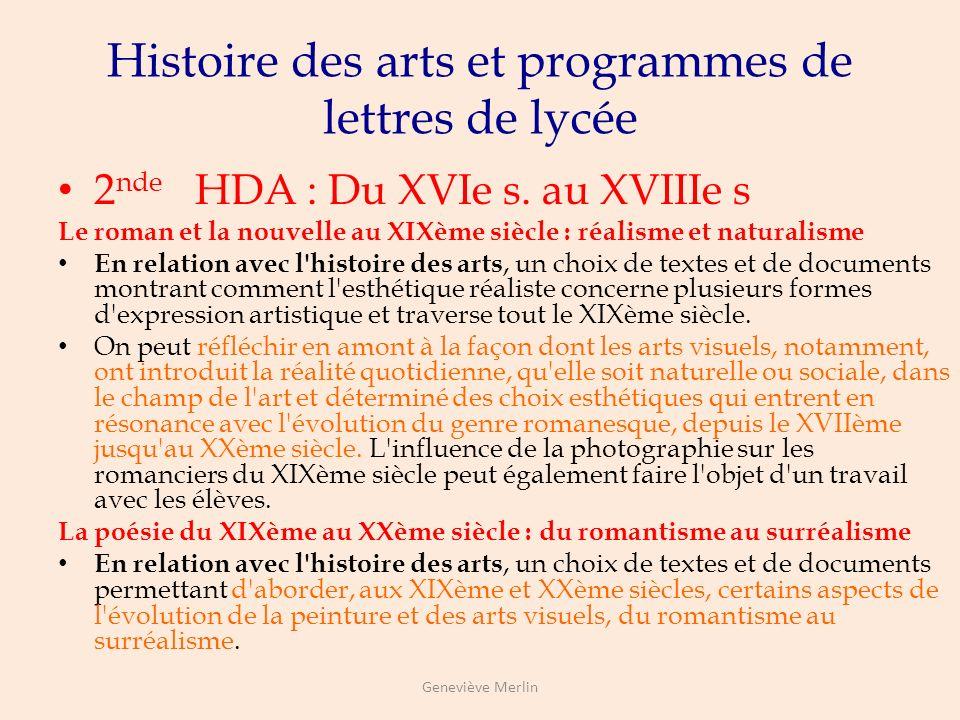 Limage et lhistoire des arts 6°: Iconographie très riche liée aux textes de lAntiquité (sa représentation au fil des siècles), étude comparative dimag