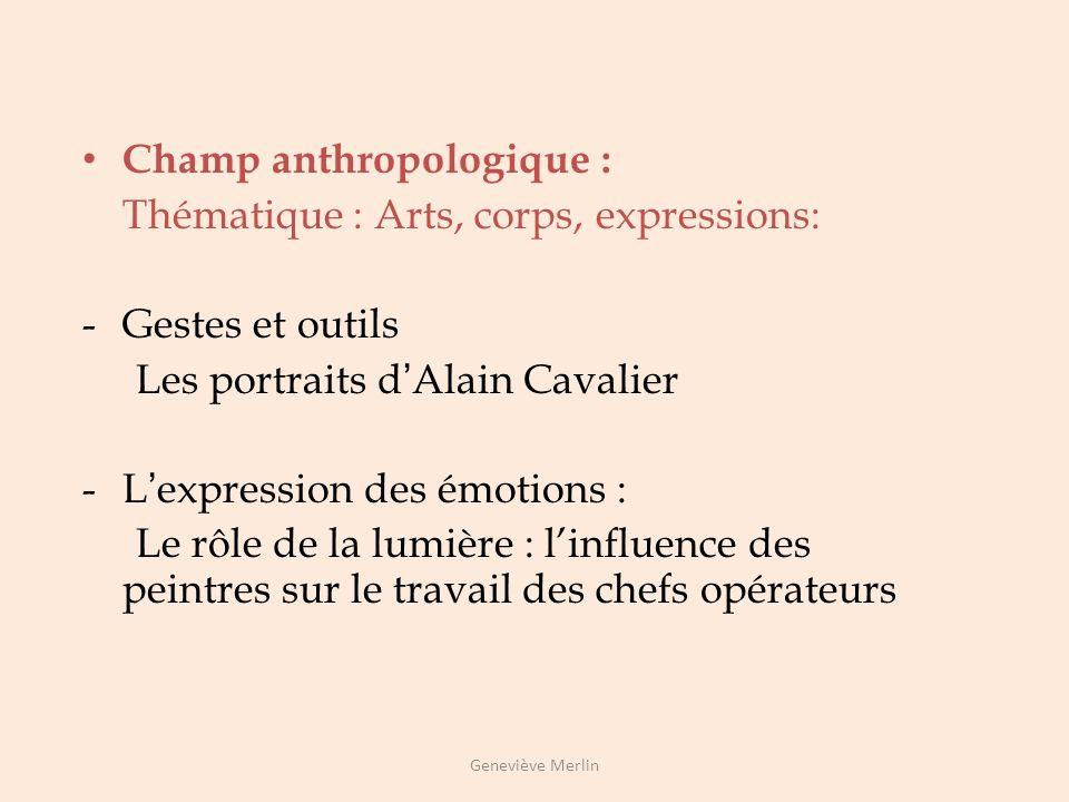 Exemples pour le Lycée Champ esthétique : Thématique : Arts, artistes,critiques, publics : – La représentation de lartiste au cinéma: Van Gogh de Resn