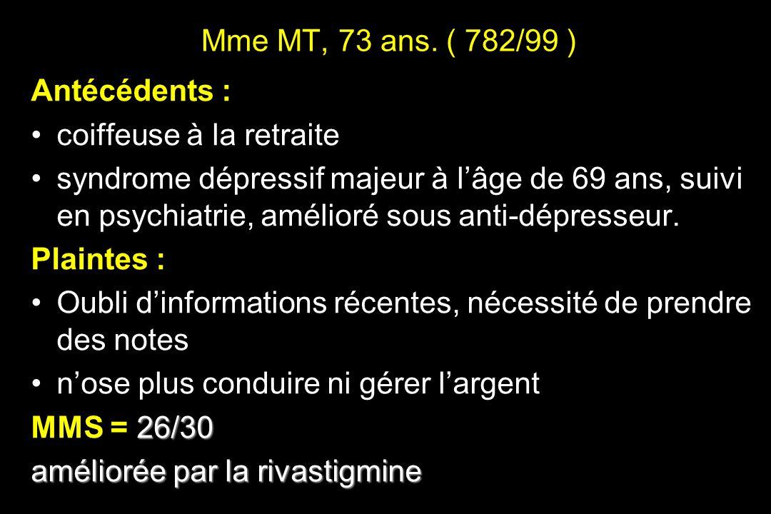 Mme MT, 73 ans.