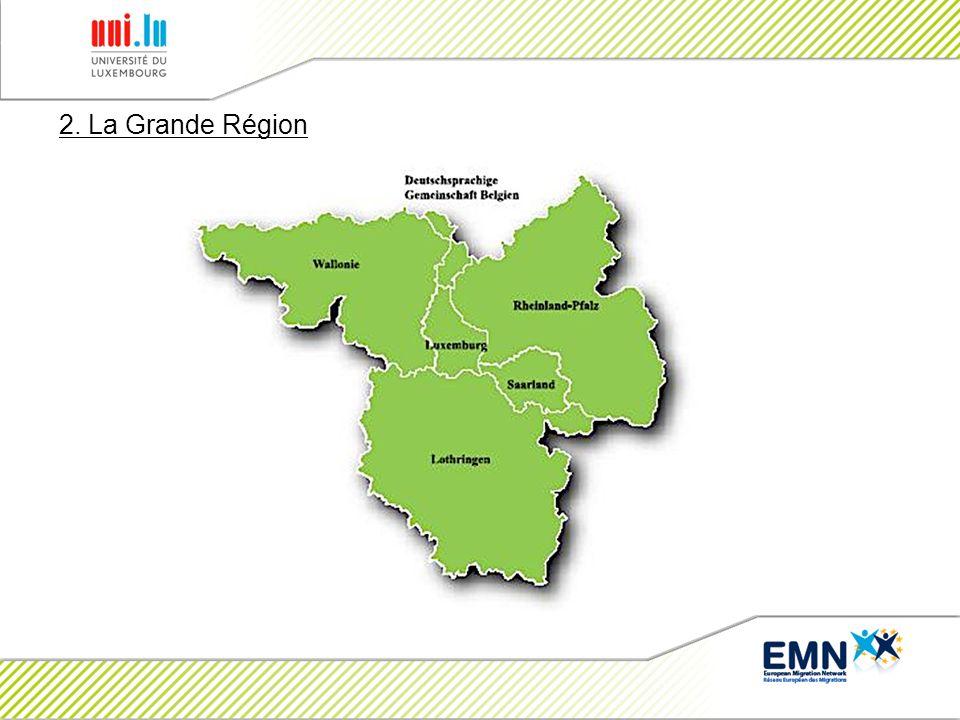 2. La Grande Région