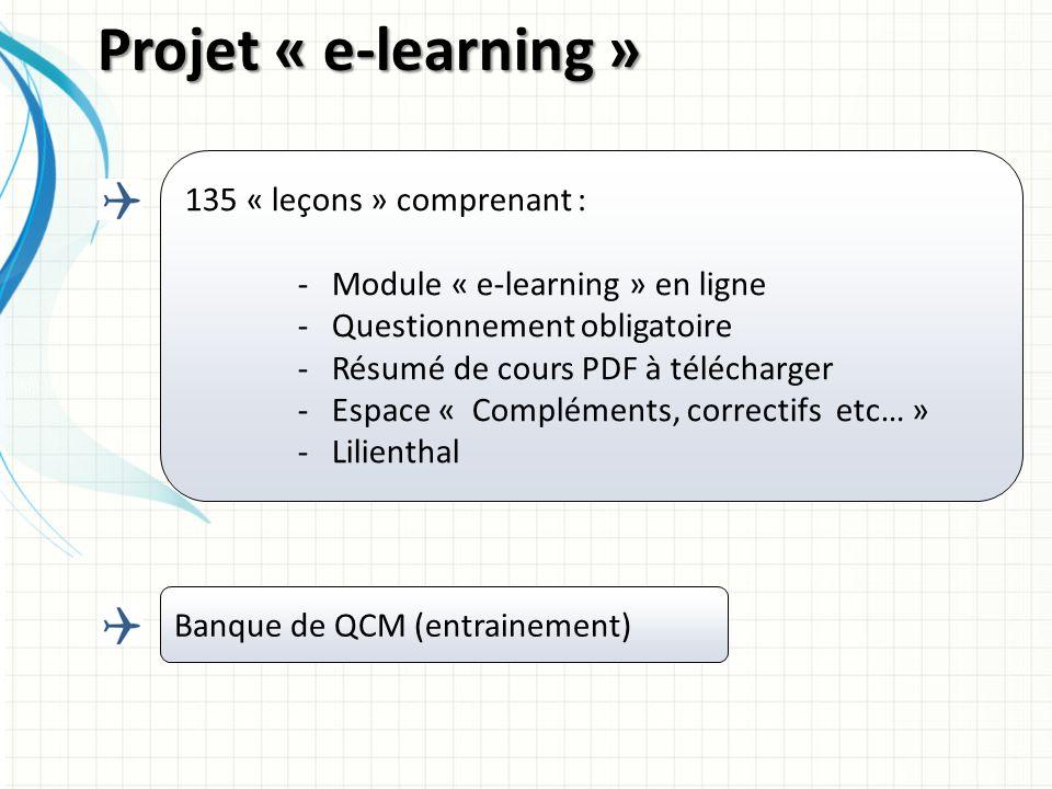Le PPL Théorique Pédagogie - Learning Objectives - QCM - Esprit du cours « PPL-FFA » 13 matières découpées en 135 leçons