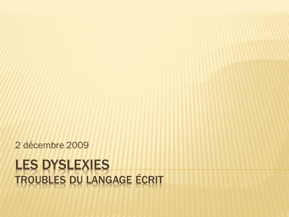 2 décembre 2009