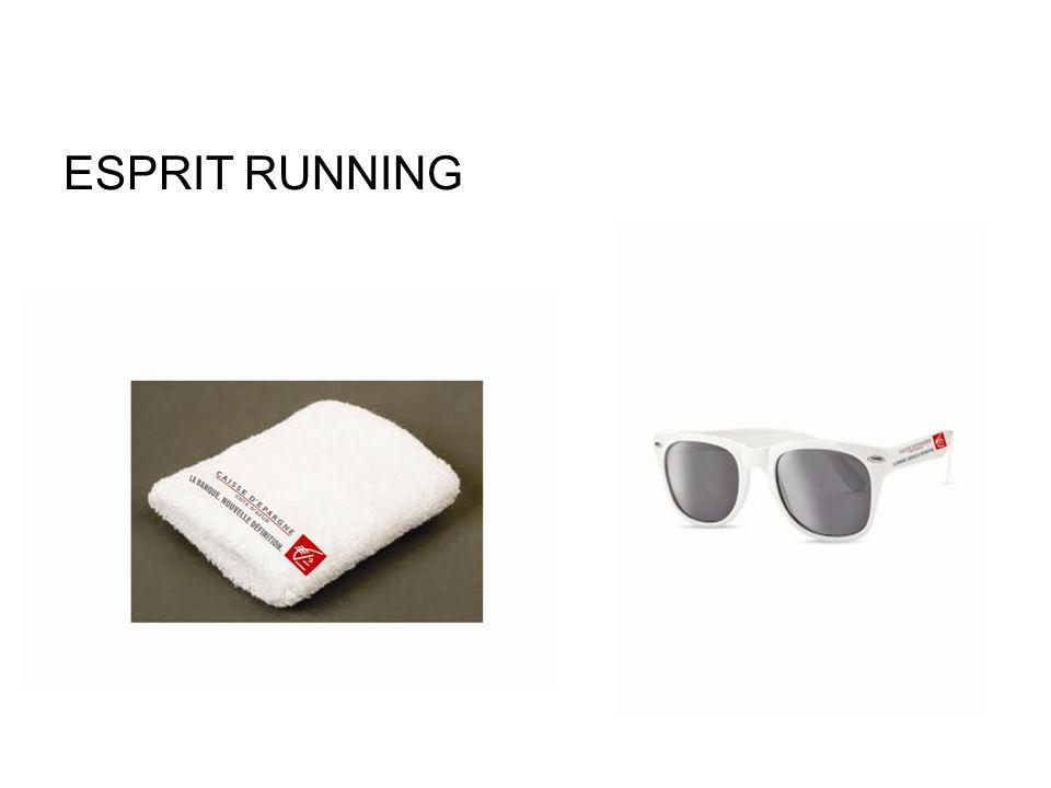 ESPRIT RUNNING