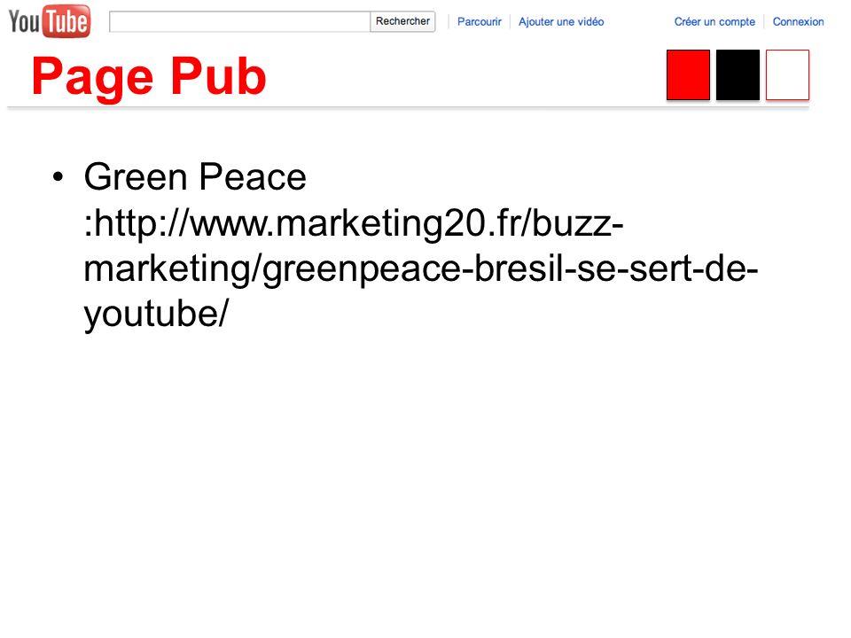Le modèle économique 2006 : 20 millions $ de CA coût de fonctionnement estimé à 30 millions $ Avril 2006 : première conversion à la publicité 3 pistes envisagées: bandeaux publicitaires adaptés au contenu des catégories de vidéo accès payant pour services premium diffusion de contenus sponsorisés par des marques pour campagne marketing