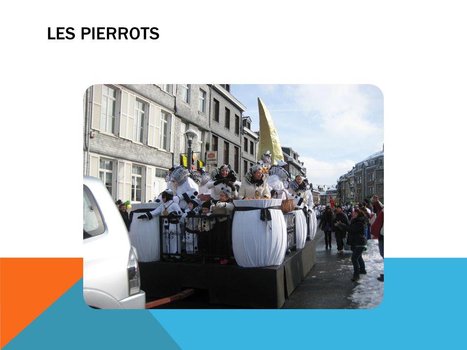 LES PIERROTS