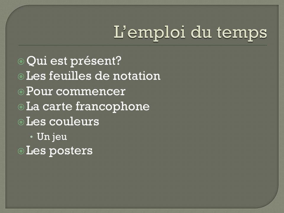 Quel est la date aujourdhui.En français… How would you get someones attention in a store.