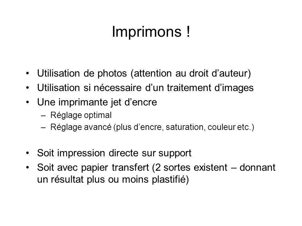 Imprimons .