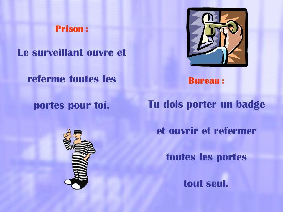 Retrouvez les meilleurs diaporamas PPS dhumour et de divertissement sur http://www.diaporamas-a-la-con.com http://www.diaporamas-a-la-con.com Prison :