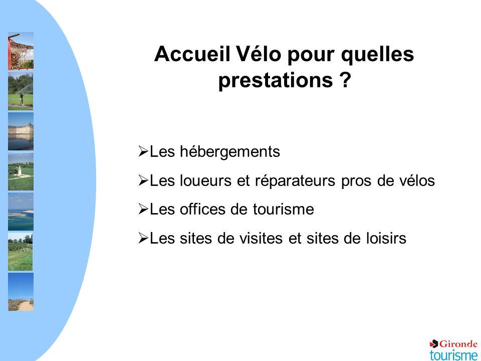 Comment se faire labelliser Accueil Vélo.
