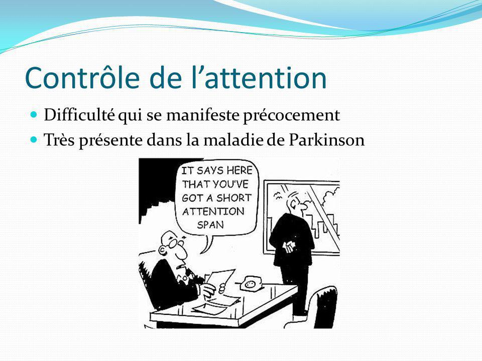 Les types dattention