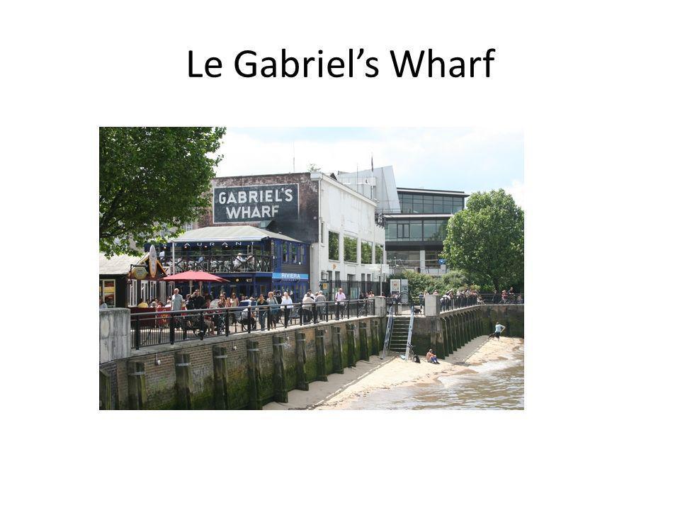 Le Gabriels Wharf