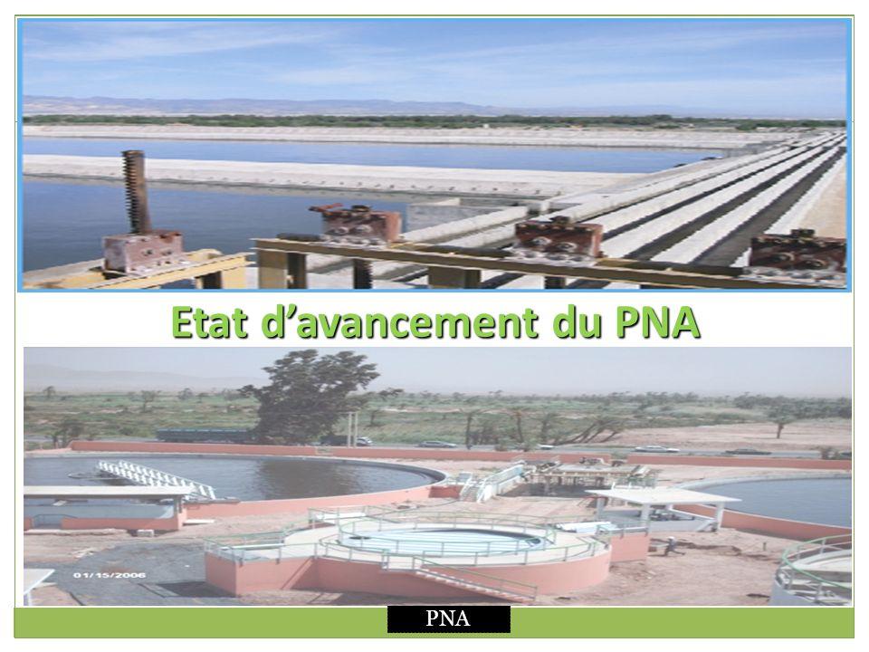 Etat davancement du PNA PNA