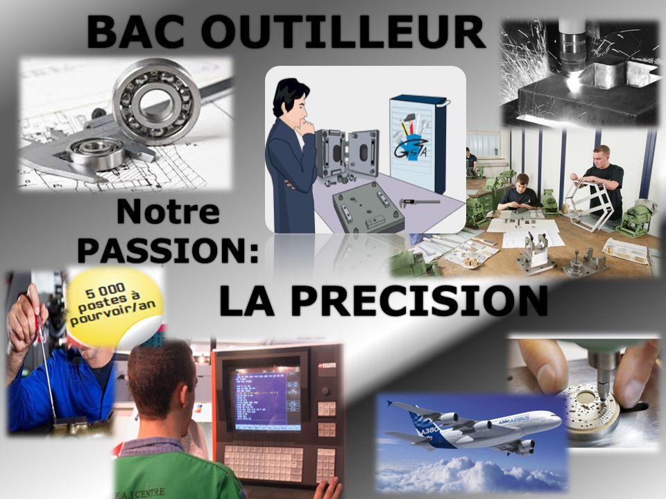 NotrePASSION: LA PRECISIONLA PRECISION BAC OUTILLEUR BAC OUTILLEUR