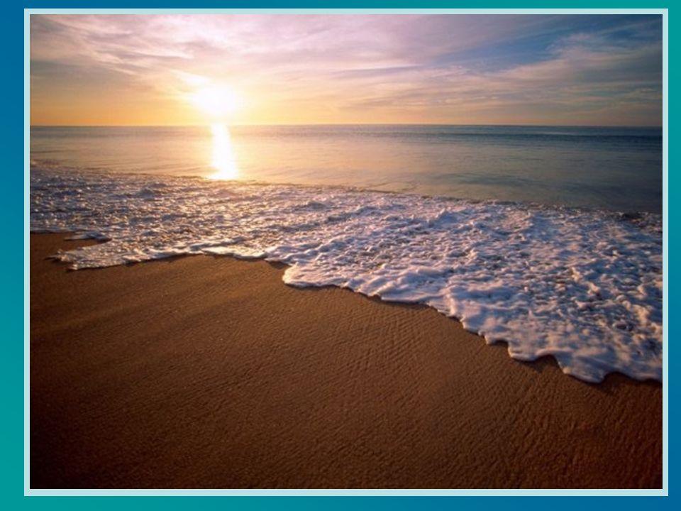 Se donnant sagement la main, elles glissaient sans bruit et s étalaient de tout leur long sur le sable, pour atteindre le rivage, du bout de leurs beaux doigts de mousse.