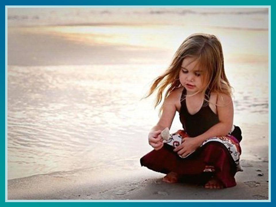 Fais-moi humble comme elle, lorsque silencieuse et douce elle avance sans se faire remarquer.