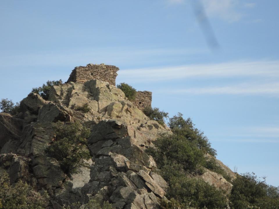 Ruines du Château de NEBUZON