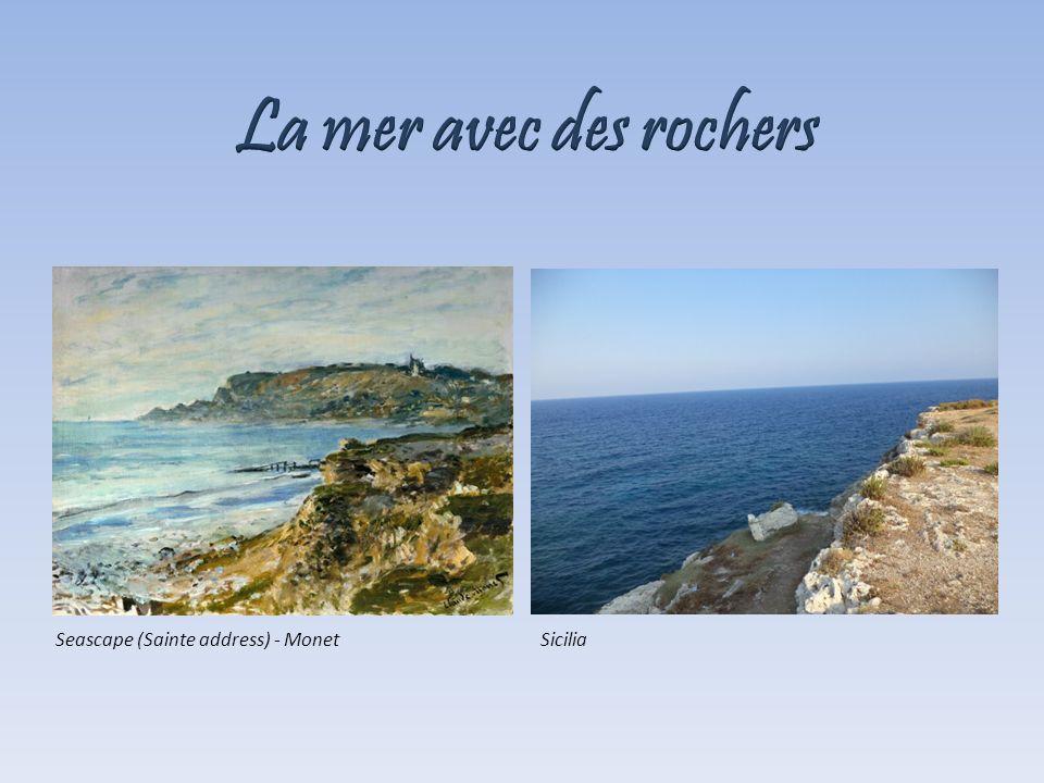 Seascape (Sainte address) - MonetSicilia