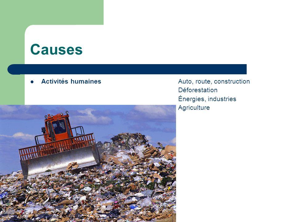 Impacts de la surconsommation Positifs -Augmentation au niveau de lemploi -Roulement de léconomie -Plaisir Négatifs-Argent -Augmentation des déchets -Augmentation de lendettement -Crédit