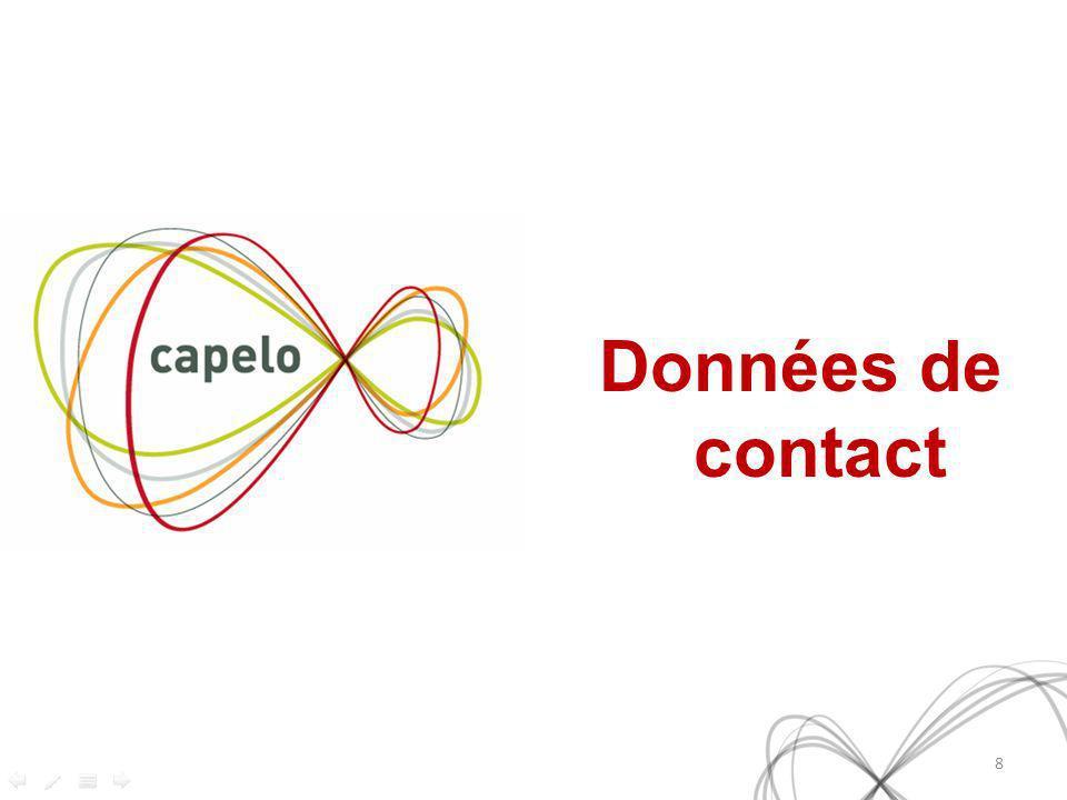 Données de contact 8