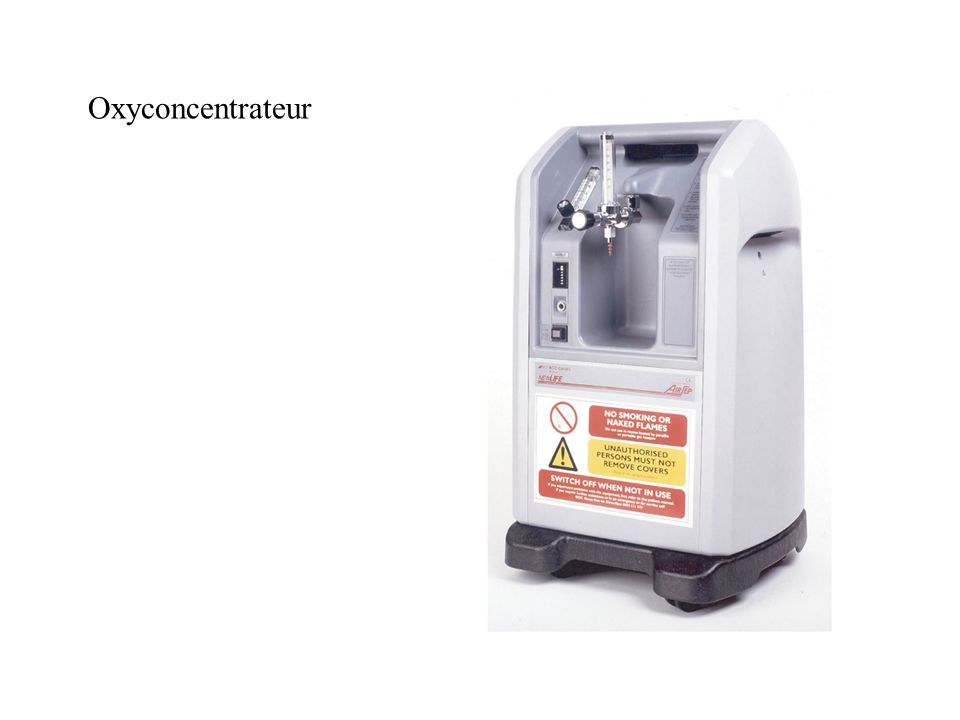 Oxyconcentrateur